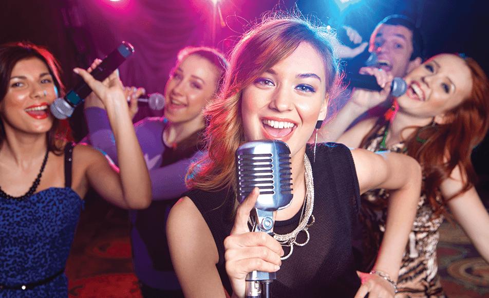 karaoke-oprema