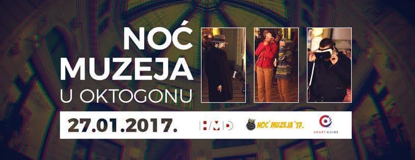 Noc muzeja u Oktogonu