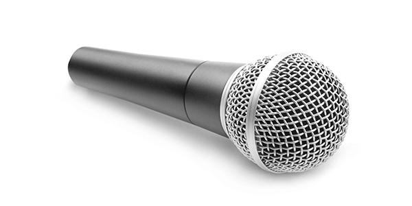 najam mikrofona