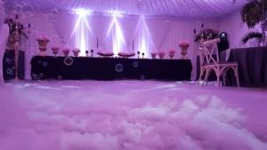 Wedding light u oblacima