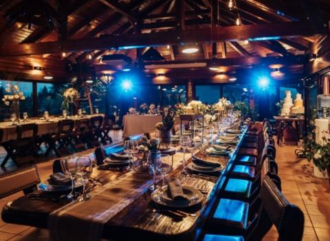 Novi prostor za intimno vjenčanje uz GoDji rasvjetu i DJ-a – Day weddings by Zahra 3