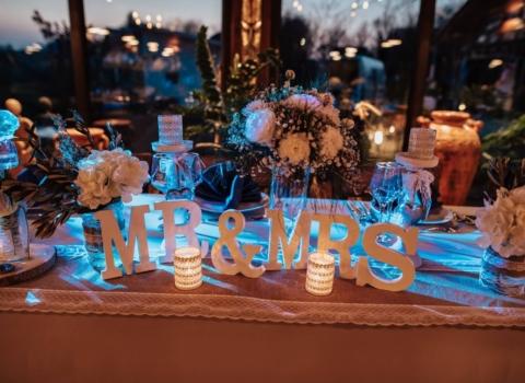 Prostor za intimno vjenčanje GoDji rasvjeta i DJ – Day weddings by Zahra 4